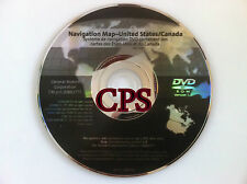 2007 2008 2009 2010 Cadillac Escalade Navigation DVD 8.3 # 771 Map Edition 2010