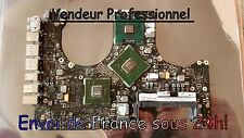 "Carte Mère Logic Board Motherboard MacBook Pro 15"" A1286 Fin 2008 P8600 2,4GHz"