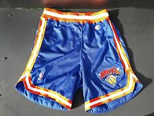New York Knicks NBA authentic Champion shorts size 34 in very nice condition