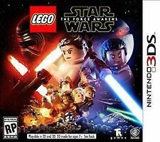 Nintendo 3DS LEGO Star Wars: The Force Awakens Game BRAND NEW SEALED