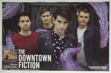 "The Downtown Fiction REAL hand SIGNED 11x17"" Losers & Kings promo poster #2"