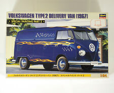 HASEGAWA 20213 KIT 1/24 Volkswagen VW Type2 Delivery Van 1967 SPECIAL PAINTING
