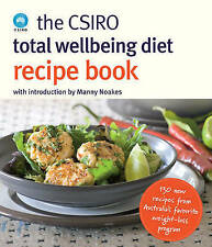 The CSIRO Total Wellbeing Diet Recipe Book by The CSIRO Paperback Book