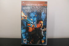 Syphon Filter: Dark Mirror  (PlayStation Portable, 2006) *Tested/Complete