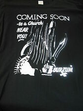coming to a church near you t shirt black metal dark throne mayhem varg norway