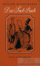 Das Snob-Buch: Thackeray, William Makepeace