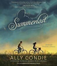 Summerlost by Ally Condie (2016, CD, Unabridged) NEW