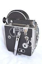 PAILLARD BOLEX H16 16mm MOVIE CAMERA BODY WORKS GREAT
