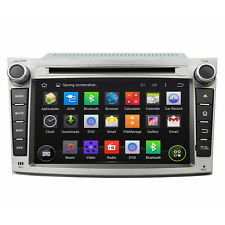 "7"" Android 5.1 Car DVD Player GPS Radio for Subaru Legacy Outback 2009-2014 NAVI"