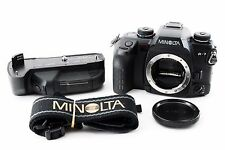 MINOLTA a-7 Alpha 7 Maxxum 7 Dynax 7 35mm SLR w/ VC-7 [Exc+++!] from Japan #329