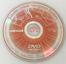 3.90 Update for 2004 Acura RL Navigation System DVD Map U.S Canada