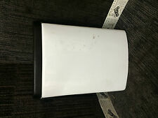 cafe racer custom seat cover white new back pad after-market seat pod YZF R1 4xv