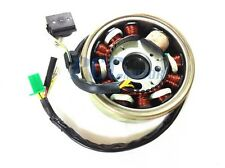 11 COILS GY6 150CC STATOR COIL MAGNETO FLYWHEEL SCOOTER ATV 125CC P IS28+