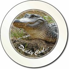 Croc 'Daddy Cool' Fathers Day Dad Gift Car/Van Permit Holder/Tax Disc , AR-C1DCT