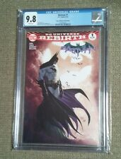 Batman 1 (2016), CGC 9.8, Aspen Comics Edition, Michael Turner Cover