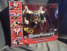 Transformers Robots in Disguise GALVATRON - MINT IN SEALED BOX 10 Modes Awesome