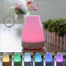 7 LED Light Ultrasonic Aroma Diffuser Humidifier Aromatherapy Essential Oil