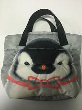 Gap Kid Lined Bag / Purse  Penguin