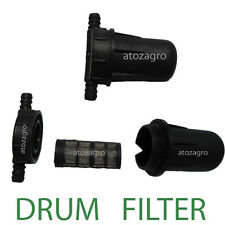 16 MM WATER SCREEN MESH DRUM FILTER HYDROPONIC DRIP IRRIGATION KIT GARDEN PLANT