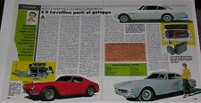 Article Articolo 1988 FERRARI 250 GT SWB / 250 GT COUPE' 2+2 / 250 GT BERLINETTA