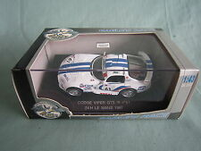 DV5460 UNIVERSAL HOBBIES EAGLE'S RACE DODGE VIPER GTS-R #61 LE MANS 1997 1/43