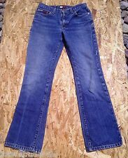 Women's Tommy Hilfiger Jeans Junior Size 5 Low Rise Boot Cut