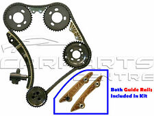 FOR Ford Transit 2.4 DI TDI TDCI TDE Diesel TIMING CHAIN KIT AND COVER MODIFIELD