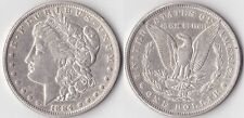 U.S.A. MORGAN DOLLAR 1884