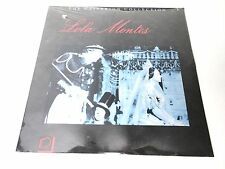 LOLA MONTES {1990} Criterion Collection MINTD LASERDISC 12A