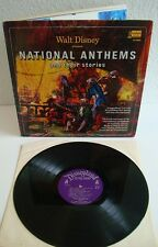 Walt Disney | National Anthems and thier Stories | Nationalhymnen | Very Good