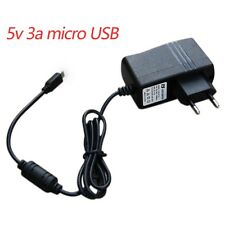 5V 3A Power Supply Charger AC Converter Adapter DC EU plug 3000mA MICRO USB 15W