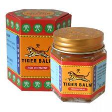 Baume du Tigre (Tiger Balm) - 1 pot de 30gr Rouge