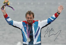 Nick Dempsey Hand Signed 12x8 Photo London Olympics 2012 Silver Medal Winner 6.