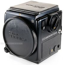 Zenza BRONICA SQ-Ai 6x6 Body Medium Format + Crank + Split Image Screen + Caps