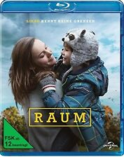 RAUM (Brie Larson, Jacob Tremblay, Joan Allen, William H. Macy)  BLU-RAY NEU