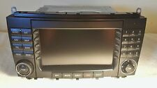 MERCEDES OEM W209 Command Comand GPS Navigation Radio CD CLK Class 320 350 500