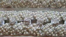 Joblot 12pcs White Bow Design Sparkly hairclips hairgrips NEW wholesale lot 30