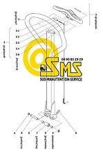 JUNGHEINRICH AM2200 AM 2200 CHAINE TRINGLE TIMON 50410215 TRANSPALETTE MANUEL