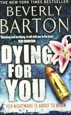 Dying for You (MIRA),GOOD Book