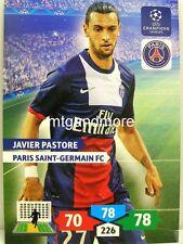 Adrenalyn XL Champions League 13/14 - Javier Pastore - Paris Saint-Germain FC
