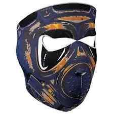 Toxic Gas Mask Neoprene Full Fae Mask Biker Paintball ATV Free Shipping Horror