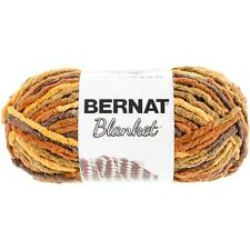 Bernat Blanket Yarn Super Bulky Yarn Fall Leaves 150 Grm Skein