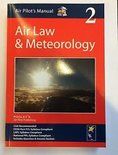The Air Pilot's Manual 2 :Air Law and Met.  by Trevor Thom *LATEST EDITION*