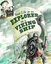 Your Life as an Explorer on a Viking Ship (Way It Was)-ExLibrary