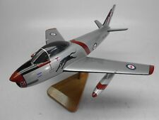 CA-27 AVON Sabre RAAF CAC Airplane Desk Wood Model Small New