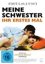 Meine Schwester - Ihr erstes Mal (Catherine Breillat) DVD NEU + OVP!