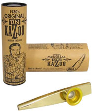 Clarke METAL SUB KAZOO Kids Musical Instrument Made In UK *New*