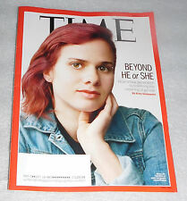 NEW Time Magazine March 27 2017 Beyond He or She Gender Identity La Resistance