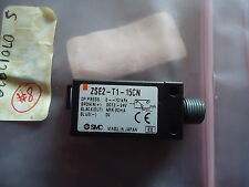 NEW SMC ZSE2-T1-15CN PRESSURE SWITCH MADE IN JAPAN