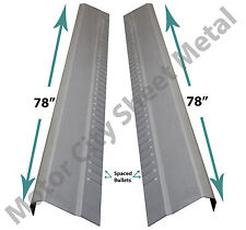 ROCKER PANELS EXTENDED CAB CHEVY TRUCK 99-06 - 1 PAIR - MADE IN THE USA